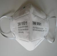 Free Shipping N95 3m9501 9502 masks antimist pm2.5 masks