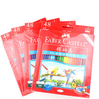 Free shipping Faber castell 11 44 68 water-soluble 48 colored pencil set water color 48pc/package