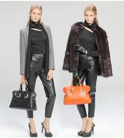 (Free Shipping)Trendy Women's Brand Handbag Evening One Shoulder Women's Bag Handbag,12 Colors Choose Freely