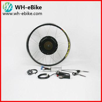"""48V1000W ebike kit/fastest bike conversion kit/ 50kph electric bike kit/ 20""""-28"""" ebike hub motor/FREE SHIPPING"""