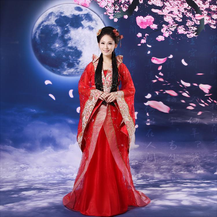 Китайская национальная женская одежда купить
