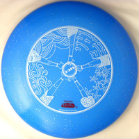 100% ultipro ultimate frisbee blue ultimate frisbee ufo