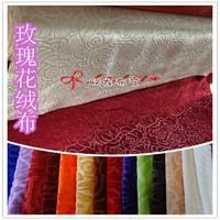 Sistance flannelet three-dimensional rose pillow cushion table cloth sofa handmade diy