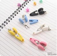 Mini smallest scissors mobile phone chain 5