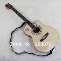 chollima 40 inch  logs folk ballads guitar wood guitar