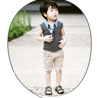 2013 summer new Korean boys and girls children's clothing pants shorts