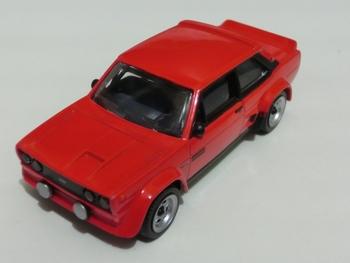 Bburago cars alloy car model fiat 131