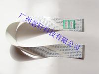 Seiko 255 / 510 printer head cable . seiko printhead data cable . Crystaljet printer (seiko 510 head) head cable  30P