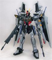 FREE SHIPPING Self assambled Kit, Strike Noir  GUNDAM  gundoom model  Black Assault MG 1:100 Robots