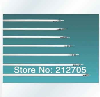 Free Shipping 210MM length LCD CCFL lamp backlight , CCFL backlight tube,210MM*2.0mm, 210MM length CCFL light