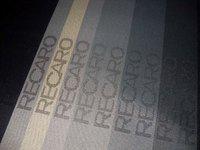 RECARO FABRIC, RECARO CLOTH 150cmx100cm,CLOTH RAW MATERIAL FOR CUSTOMIZE WORK SHOP,
