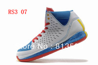 Free Shipping wholesale 2013 latest Derrick Rose 3.0 Men's Basketball shoes ,fashion Athletic sports running shoe,EUR size 41-46