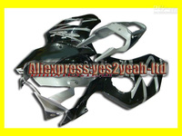 For 2002 2003 HONDA CBR900RR CBR-900RR 2002-2003 CBR 900RR 954 02 03 Silver blk Fairing body work