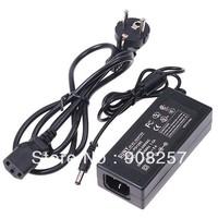 free shipping EU US AU UK 12V 5A 60W Power Supply AC to DC Adapter for 3528 5050 LED Strip light CCTV
