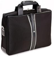 2014 Sale Promotion Unisex Solid Business Nylon Free Shipping Jinshengshi 14 15 Inch Laptop Bag Male Portable Ks6052 Commercial