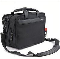 2014 Sale Top Men Solid Business Nylon Free Shipping 389 Briefcase Laptop Bag 13 Handbag One Shoulder Male Protective Case