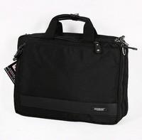 2014 Seconds Kill Direct Selling Freeshipping Men Solid Business Laptop Briefcase Numanni 358 14 Laptop Bag One Shoulder Handbag