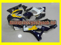 For 2000 2001 HONDA CBR900RR CBR-900RR 2000-2001 CBR 900RR 929 00 01 Blue white blk Fairing body kit