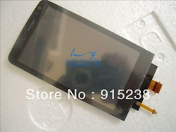 Free shipping LCD For HTC Touch Pro 2 T7373 6875 6975 with screen display digitizer complete(China (Mainland))