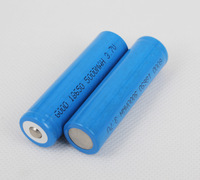 100 pieces 18650 Li-ion Rechargeable Battery For UltraFire LED Flashlight Torch 3.7v 5000mAh Free shipping