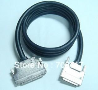 Flat SCSI data cable for LIYU printer