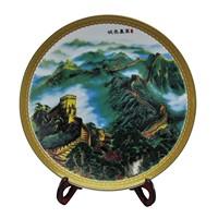 Achievo ceramic crafts decoration cabinet
