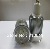 Free shipping,new arrival 6pcs/lot,  E27/E14 5x2W LED Spotlight,white/warm white/cool white LED Spotlight bubles