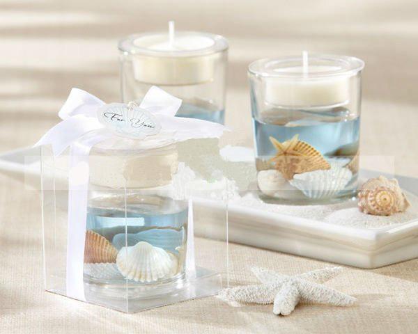 Gel tealight candles