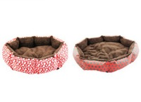 Kennel Pet Waterloo cat nest the small Teddy kennel sherpa mat washable Pet Supplies