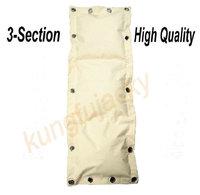 Wing Chun Ip Man 3-Sections Punch Bag Kung Fu Martial Arts boxing Wall Bag Bruce Lee Sand Bag 112*40cm