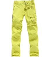 Outdoor  womens waterproof, sunscreen, fast drying, drying, climbing Pants! 5 colors