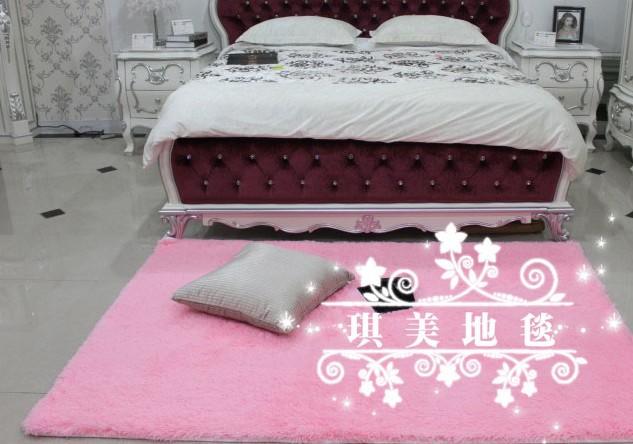 Tapete CA22703 tapete estilo japonês cor rosa de 40 x 60cm 1piece macio tapete esteira ao ar livre frete grátis anti -derrapante(China (Mainland))