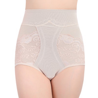 Lose weight postpartum abdomen panties drawing abdomen drawing high waist abdomen drawing butt-lifting body shaping panties body