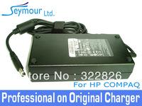 DHL FREE SHIPPING For Original Genuine HP COMPAQ 180W AC Power Adapter 19V 9.5A  HSTNN-LA03 A-1181-02HH 608430-001 09944-001