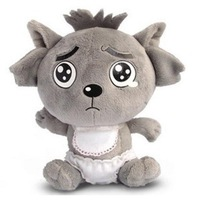 Yoyo jubilance series of little grey 50cm80cm plush toy doll