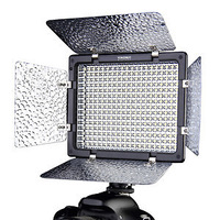 Very Light Illumination Lighting YN 300 for DV Camcorder Video with Controller