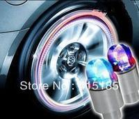 Free shipping LED decor light signal flash in dark car bike tire bicycle wheel tires lights 20pcs/lot