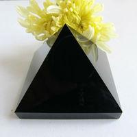 Pyramid 30mm Crystal Gemstone Healing Orgone Reiki Feng Shui Charging
