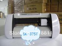 Free shipping ,15'' Vinyl cutting print plotter-SK-375T