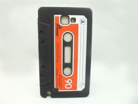 Big promotion!! Free shipping**100pcs/lot** soft silicone tape case for Samsung Galaxy Note 2 N7100