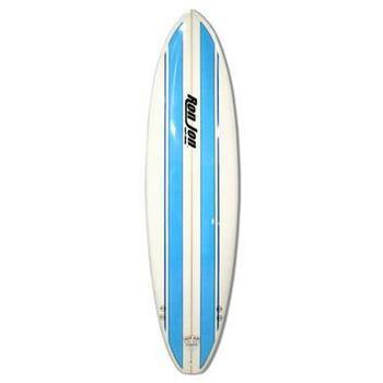 Ucsport 9 chiban stripe surfboard funboard surfboard