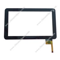 For Q9 android4.0 9'' tablet pc allwinner A13 Touch Screen Digitizer Replacement Parts TPC0436