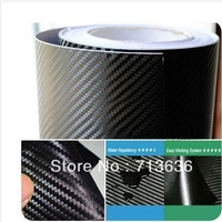 1.5Mx60cm DIY Car Self Adhesive Carbon Fiber Vinyl Sticker