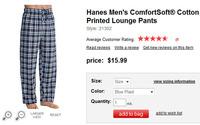 2013 Free Shpping Original Professional at home Men 100% cotton pants at home pajama pants x1-c590
