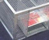 Free shipping Mousers mouse cage trap rodent control household(China (Mainland))