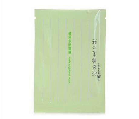 My Beauty Diary Taiwan Natural Key Line Facial Masks 1pc-- Apple polyphenols(China (Mainland))