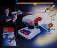 Super Skeet Arcade Electronic Projector shoot Game
