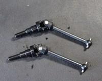 Steel Front Universal shaft CVD 45mm For Tamiya CC01 RC Crawler