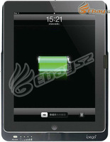 Wholesale iPega 9000mAh Back-up Battery Pack For iPad 4 LF-1906 WQ