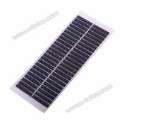 5pcs\lot 12V 110mA Solar Panel encapsulated module 165 x 65mm